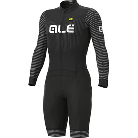 Alé Cycling PR-S Fuga DWR Ciclocross Skinsuit Heren, black-white